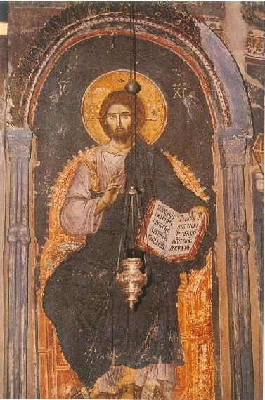 Ιησούς Χριστός - Έργο Μ. Πανσελήνου - Πρωτάτο